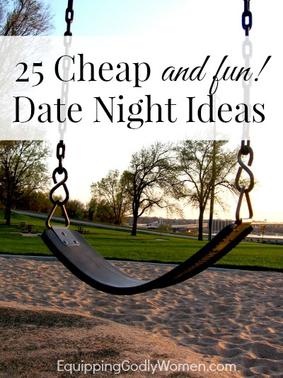Need a night out but don't have much extra money to spend? Try one of these 25 cheap and fun date night ideas for a great time that won't break the bank!