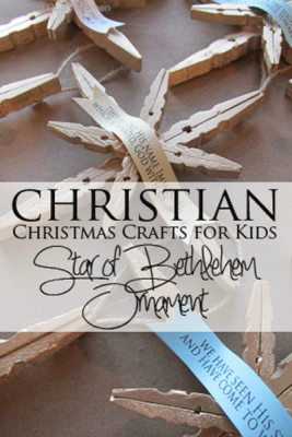 8 christian elf on the shelf ideas for Religious christmas crafts for kids