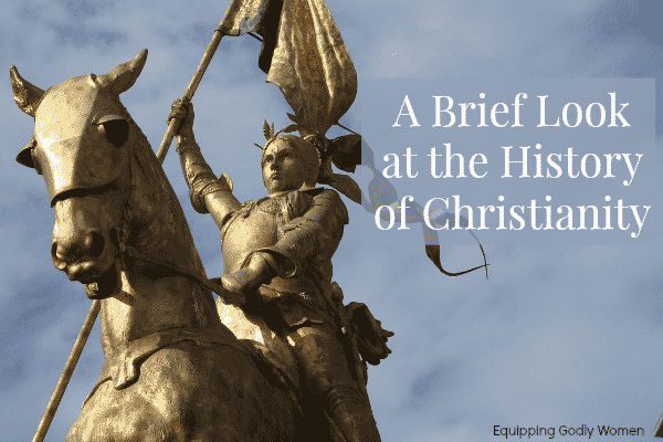 A Brief Look at the History of Christianity
