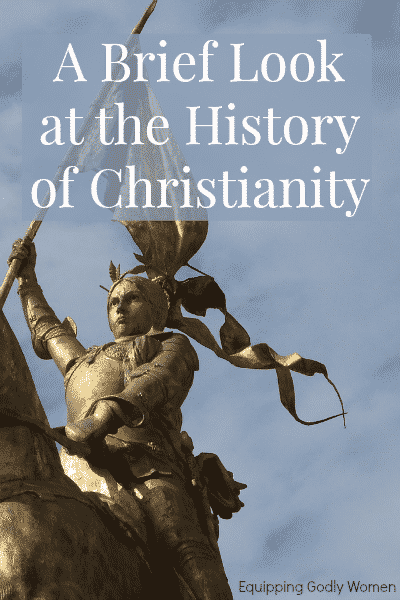Important yet easy-to-understand information EVERY Christian NEEDS to know about the history of the church.