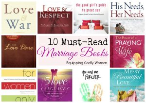 10 Must-Read Marriage Books