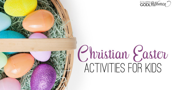 Easter is about more than chocolate and bunnies. Keep Jesus the focus this Easter with these Easy Christian Easter Crafts for Sunday School and Home.