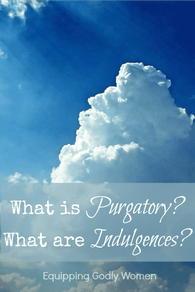 Great article on purgatory! This explains things really well!