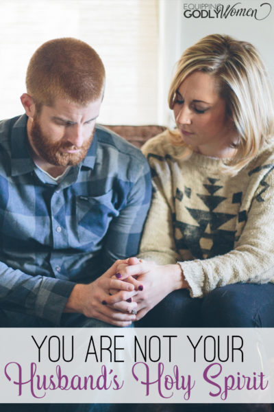 they are not your husband