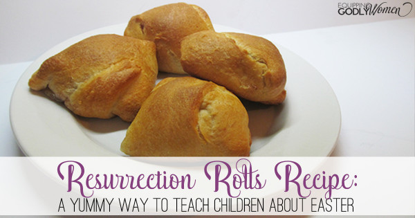 Teach your children the real meaning of Easter with this yummy, easy treat!