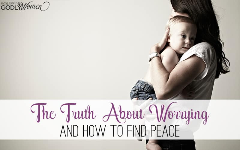 The Truth About Worrying (And How to Find Peace)