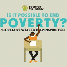 Think you can't make a difference in the fight against world poverty? You can! This ebook will show you how.