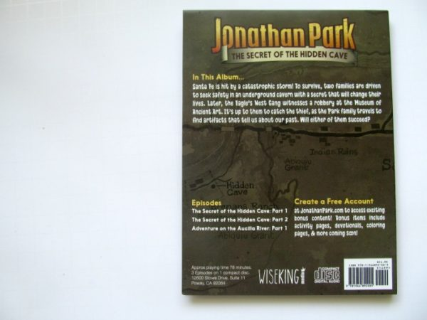 The kids and I have been listening to the Jonathan Park Adventures Series lately and we love them! This review does a great job explaining why. Nothing beats Christian audio adventures for kids!
