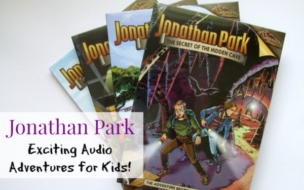 Jonathan Park Review Blog
