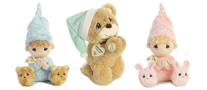 Kids Christian plush toys