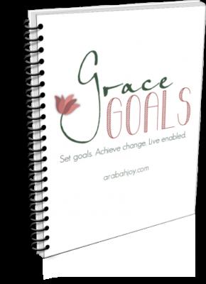 Grace Goals Spiral Cover