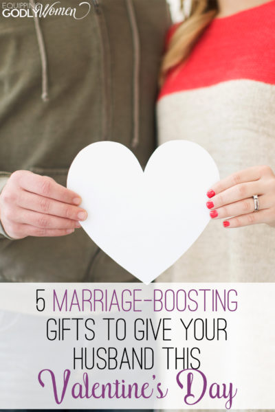 Such great ideas for Valentine's day gifts that will also strengthen your marriage! Definitely pinning this for later!