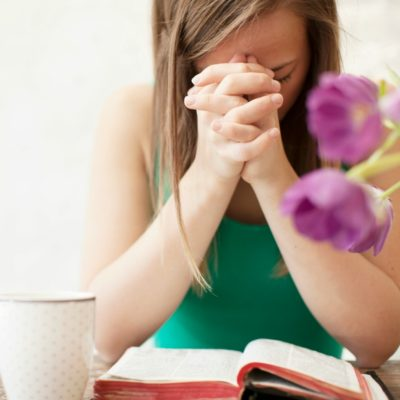 Find Time for Prayer and Bible Study