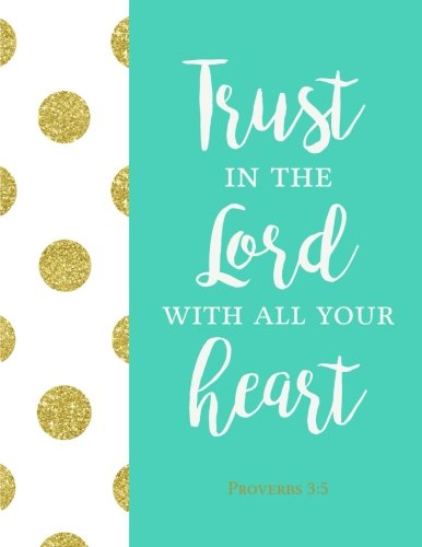 Trust in the Lord Journal Cover