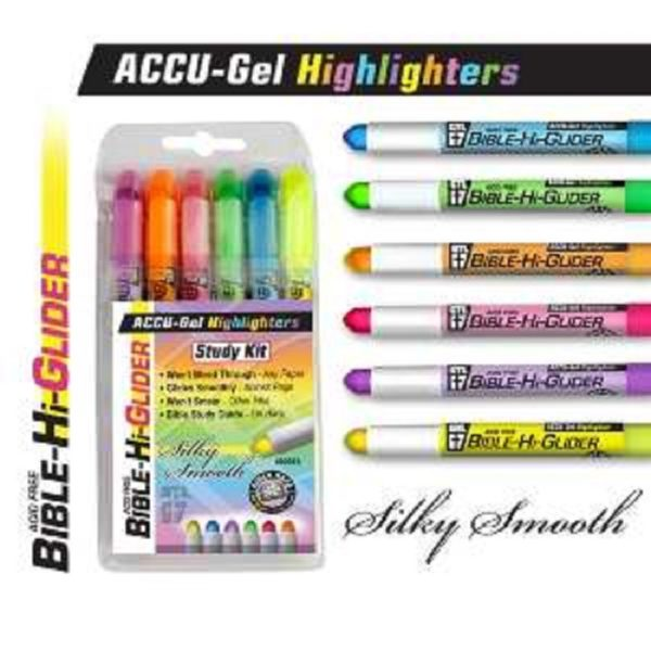 pack of highlighters