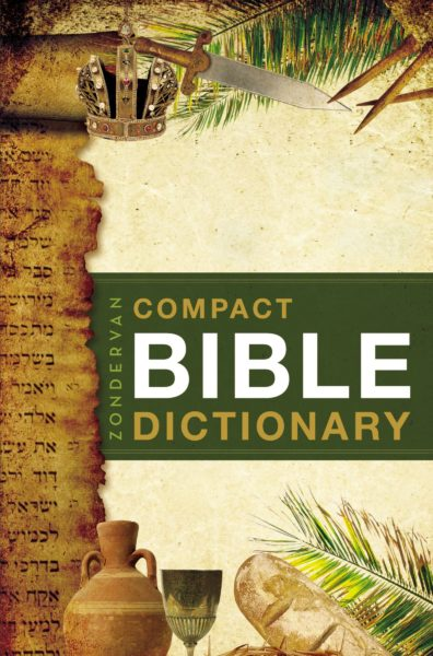 Compact Bible Dictionary Cover