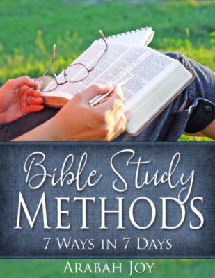 Bible Study Methods Cover