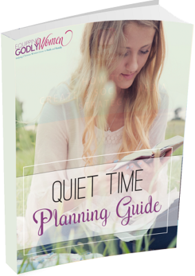 quiet time cover