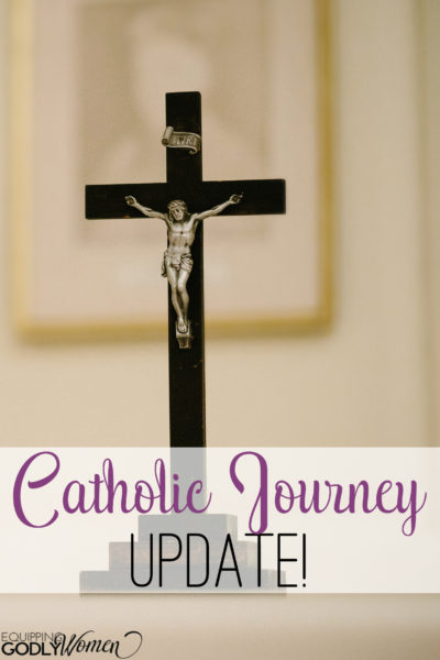 Great blog series on what Catholics believe!