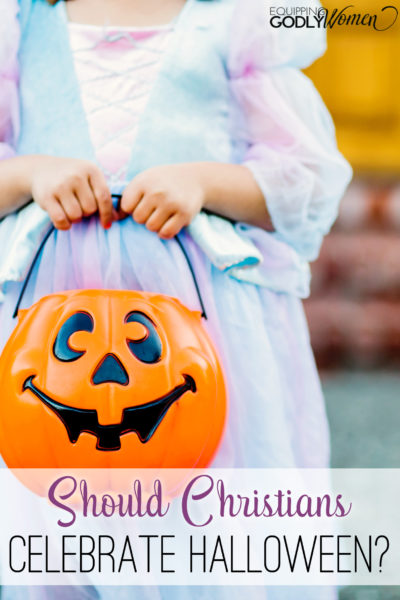 Should Christians Celebrate Halloween? Here are a few ideas to consider
