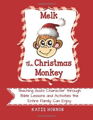 Melk the Christmas Monkey