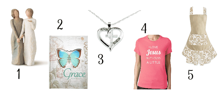 Christian Christmas Gifts for Women