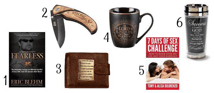 Christian Gifts for Men