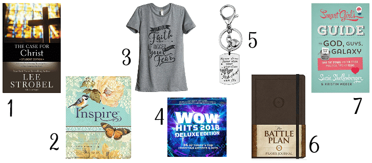 Christmas Gift Ideas For Teens.29 Christian Christmas Gift Ideas Your Whole Family Will Love