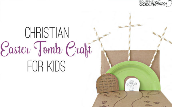 Empty Tomb Craft for Kids