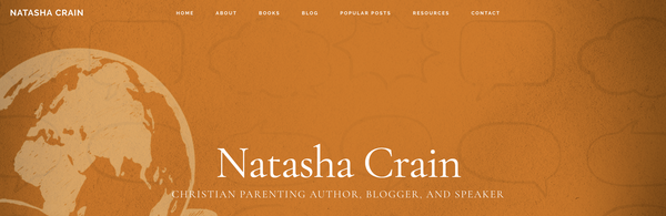 Christian Mom Thoughts with Natasha Crain