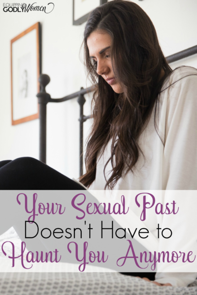 This article was a great reminder that my sexual past doesn't define me!