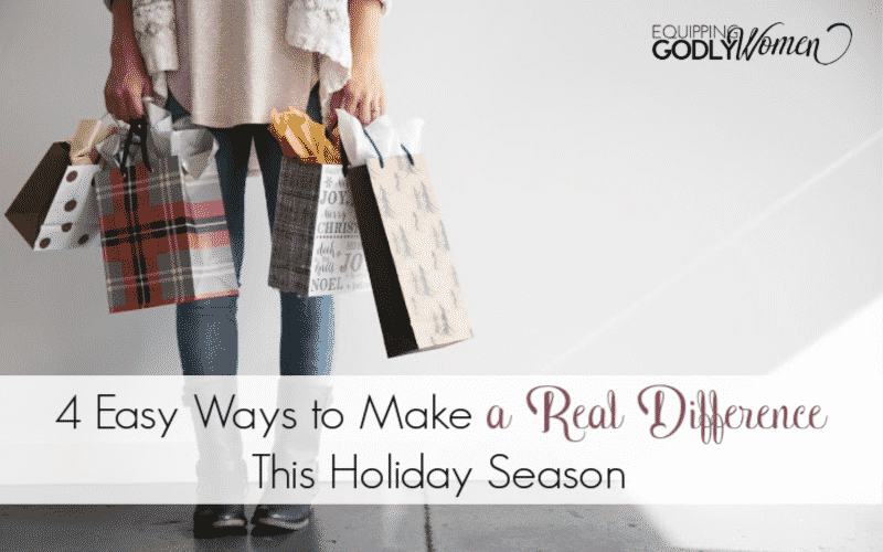 Holiday Shopping? These Gifts Help Charities in Need