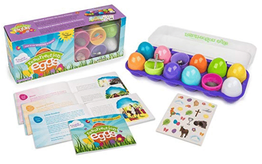 Resurrection Eggs Kit from Amazon.
