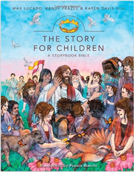 the story for children bible