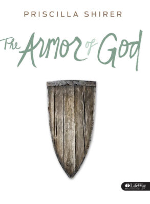 The Armor of God Bible Study Cover