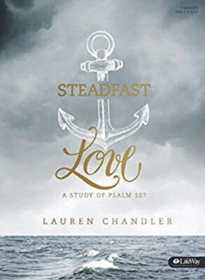 Steadfast Love Bible Study Cover