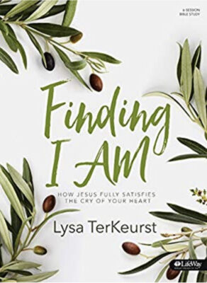 Finding I Am Bible Study Cover