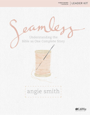 Seamless Bible Study Cover