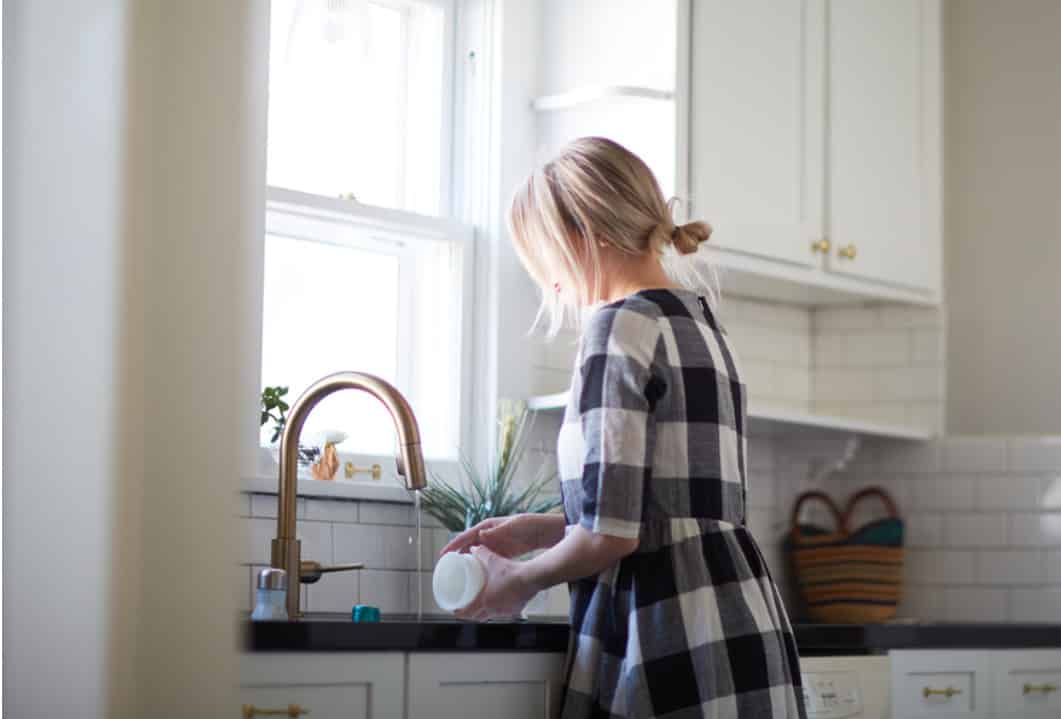 Create an Intentional Life Mom Cleaning