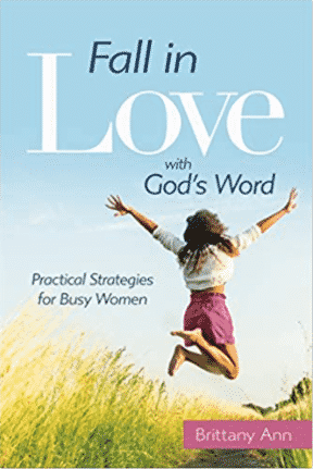 Fall in Love with God's Word Cover