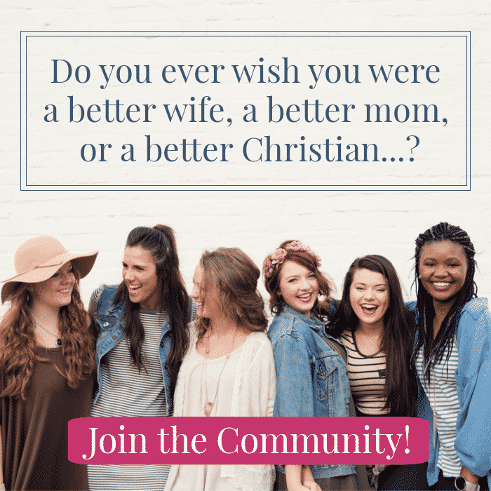 group of Christian women