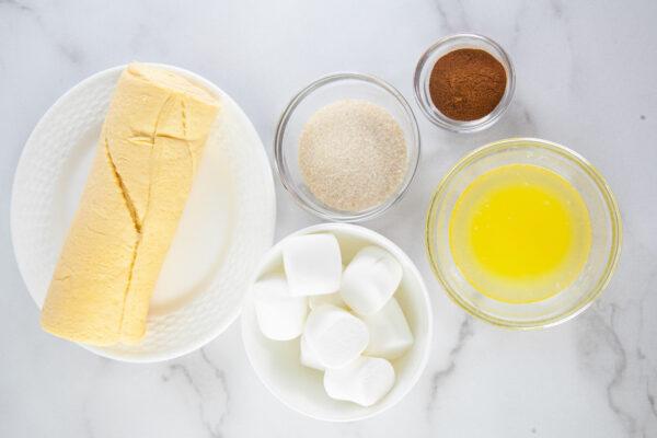 Easter Resurrection Rolls Ingredients