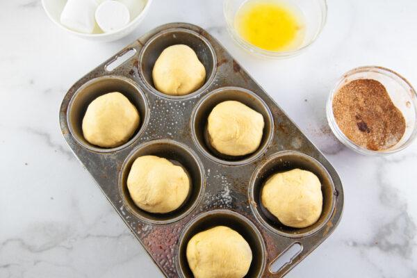 Resurrection Rolls in Pan