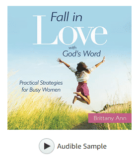 Fall in Love with God's Word Audible Thumbnail