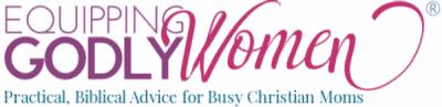 Equipping Godly Women logo