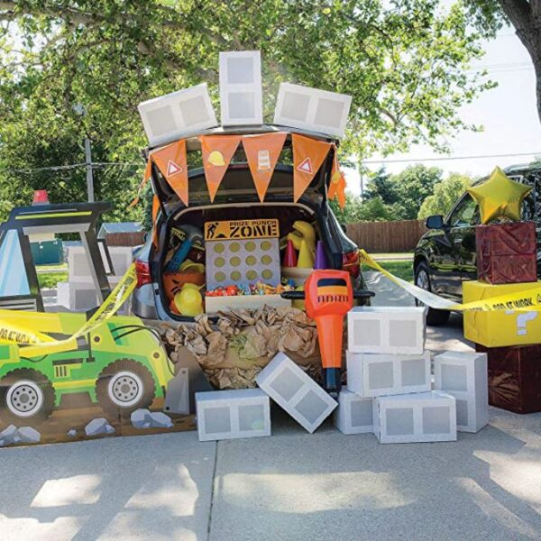 Construction Site Trunk-or-Treat Ideas